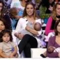 Cristina Lavignes estrena programa donde el pecho