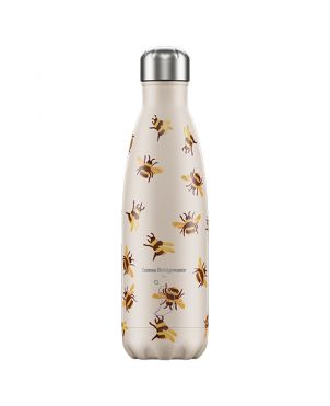 Botella termo Chilly's - Abejas 500ml