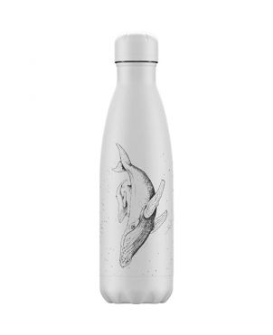 Botella termo Chilly's - Whale 500ml