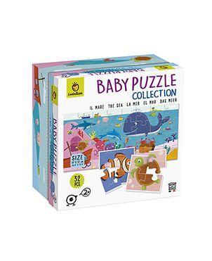 Baby puzle - El mar