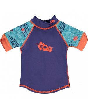 Camiseta protección solar UV Pop In - Manta ray M