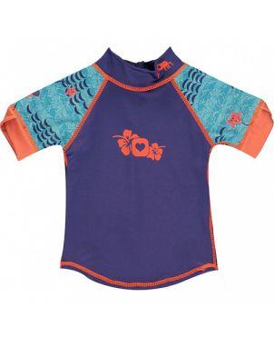 Camiseta protección solar UV Pop In - Manta ray XL