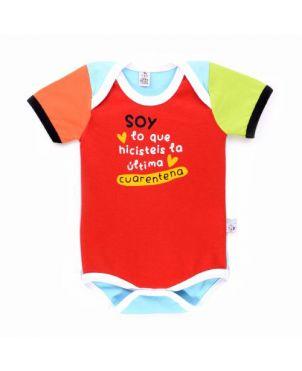 Body Rocky Horror Baby verano - Cuarentena 6 a 12 meses