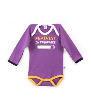 Body Rocky Horror Baby - Feminist 0 a 3 meses