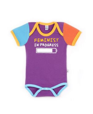 Body Rocky Horror Baby verano - Feminist 0 a 3 meses