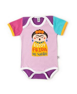 Body Rocky Horror Baby verano - Frida 3 a 6 meses