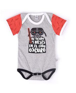 Body Rocky Horror Baby verano - Vader 3 a 6 meses
