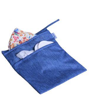 Bolsa impermeable doble NeoComfort - Jeans