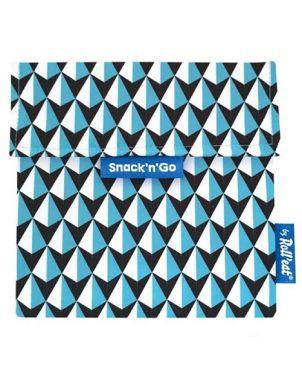 Bolsa Snack´n´go - Tiles azul