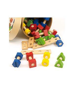 Bolts & Nuts 56 piezas