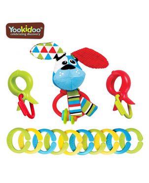 Cadena sonajero – Yookidoo - Perro