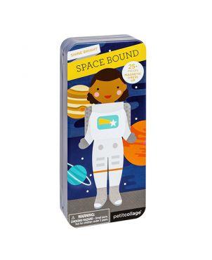 Caja magnética - Astronauta