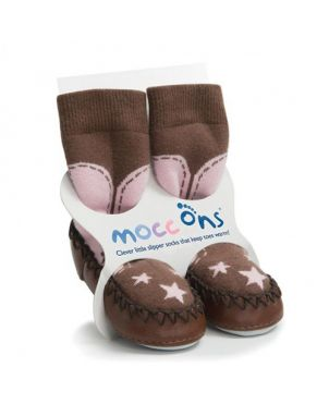 Calcetín – zapato Mocc Ons Cowgirls 18 a 24 meses