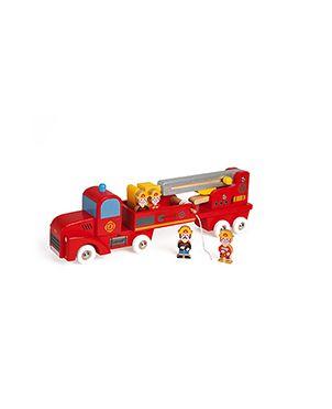 Camión de bomberos gigante Janod