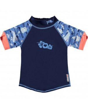 Camiseta protección solar UV Pop In - Whale XL