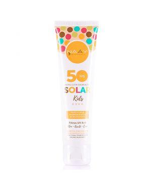 Crema solar Kids FPS 50+ 100 ml Naay