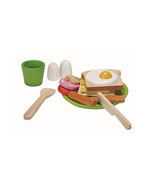 Desayuno- Plan Toys