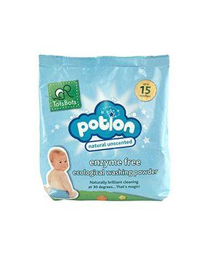 Detergente para pañales sin enzimas Potion
