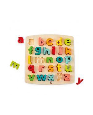 Encajable letras minúsculas HAPE