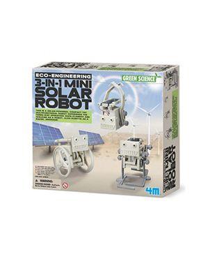 Green science - Mini robot 3 en 1