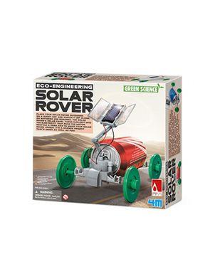 Green science - Solar rover