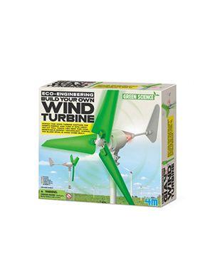 Green science - Turbina eólica