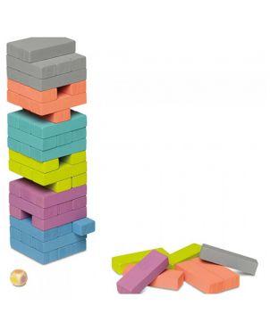 Jenga bloques - Pastel