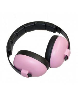 Auriculares antiruido - rosa 0-2 años