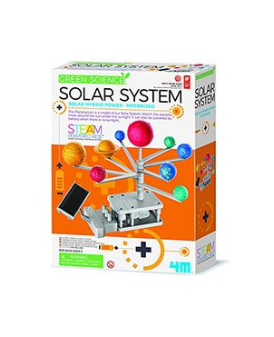 KidzLabs – Planetario sistema solar