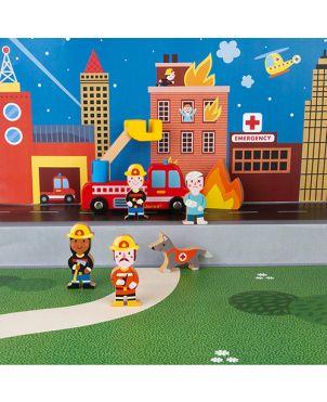 Mini story bomberos - JANOD