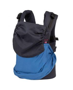 Mochila Emeibaby Easy - Azul negro