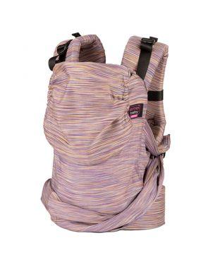 Mochila Emeibaby Easy - Degradado púrpura