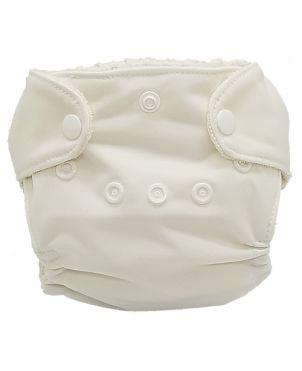 Pañal de tela prematuro y recién nacido Neo Comfort - Blanco