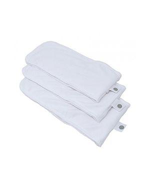 Pack 3 absorbentes pañal recién nacido Pop In