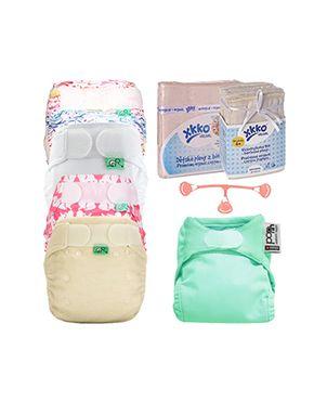Pack pañales prueba recién nacido