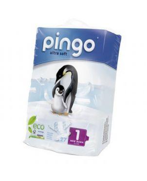 Pañales desechables ecológicos Pingo - talla 1