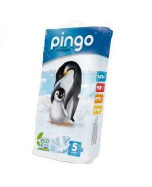 Pañales desechables ecológicos Pingo - talla 5