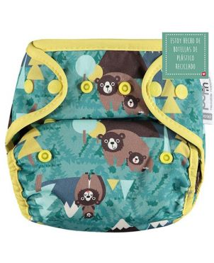 Pañal completo individual Pop In V2 - Bear snaps