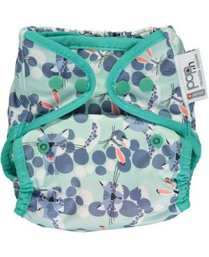 Pañal completo individual Pop In V2 - Snow leopard snaps