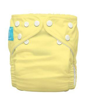 Pañal individual rellenable Charlie Banana - Amarillo claro