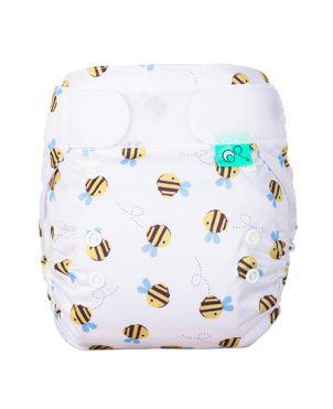 Pañal individual Todo en 1 Easyfit Star Tots Bots - Buzzy bee