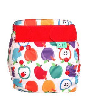 Cobertor pañal PeeNut Tots Bots - Napple Talla 1