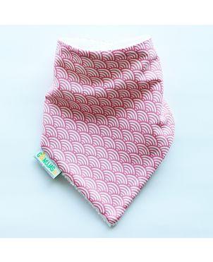 Pañuelo quitababas Granujas - Ondas rosa