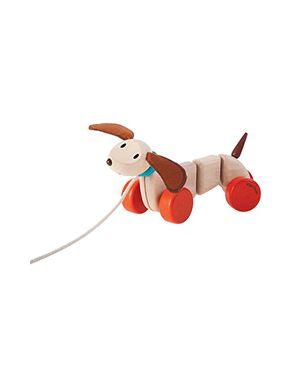 Arrastre Perrito Plan Toys