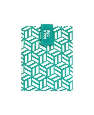 Porta bocata Boc ´n´roll - Tiles verdes