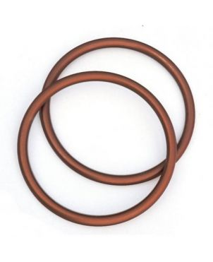 Anillas de aluminio Sling Ring - 7,62 - bronce
