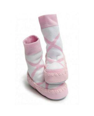 Calcetín – zapato Mocc Ons - Bailarina 12 a 18 meses