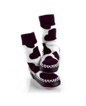 Calcetín – zapato Mocc Ons Vaca 18 a 24 meses