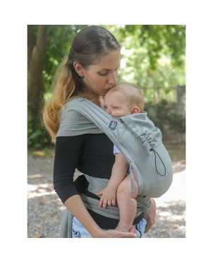 Meichila Neko Slings - Grey diamond