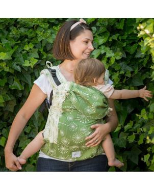 Mochila Huggyberry toddler - Dandelion cedro